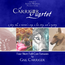 Get A Carriger Quartet Now!