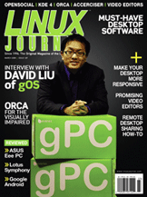 LinuxJournal issue 167